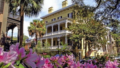 » Savannah, Georgia - Eastcoast Explorer Mietwagenreise «