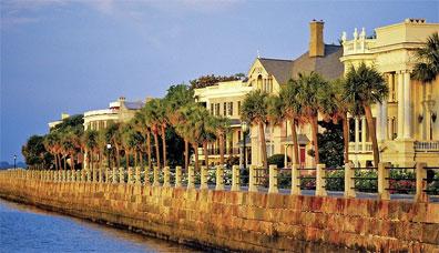 »Charleston, South Carolina - New York to Florida«
