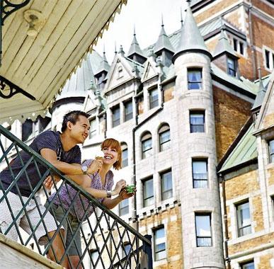»Québec City - Malerische Natur & Moderne Metropolen«