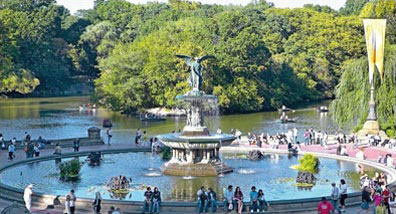 » Central Park, New York - Reise USA Atlantic Dream «