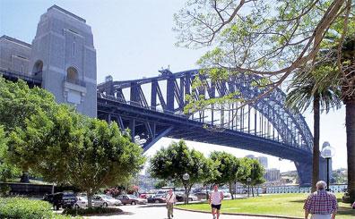 »Reise nach Sydney - Australiens Glanzpunkte kompakt«