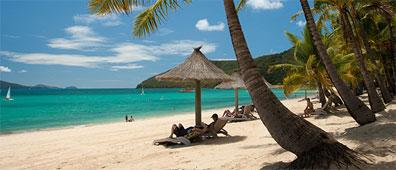 »Hamilton Island, Great Barrier Reef: Whitehaven Beach«