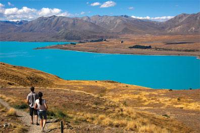 »Zu Gast bei Kiwis und Koalas: Reise zum Lake Tekapo«