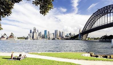 »Sydney, Rock & Reef: 12 Tage Tour von Sydney nach Cairns«