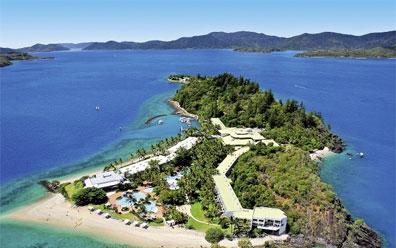 »Daydream Island - Rundreise Australien Pazifikküste«
