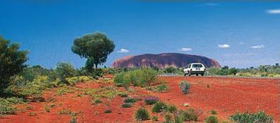 »Weites Outback auf eigene Faust - Mietwagenreise Australien«