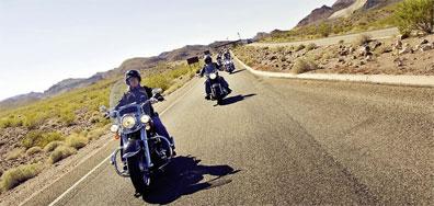 »USA Motorradreisen - Motorradtouren in den USA für Biker«