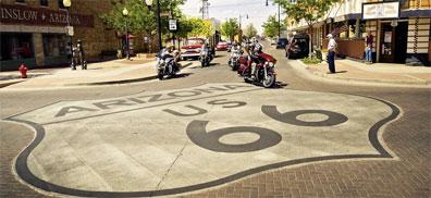 »Individuelle Motorradtouren USA - Motorradreisen USA«
