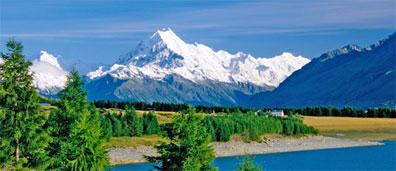 »Grandiose Bergketten, stille Fjorde, unberührte Regenwälder«