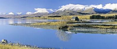 »Lake Tekapo - Mietwagenrundreise Neuseeland auf eigene Faust«