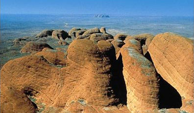 » Outback Ballooning ab/bis Alice Springs «