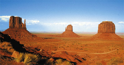 » Monument Valley - Erlebnis Westen Rundreise USA «