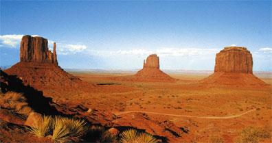 »Monument Valley - Erlebnis Westen Rundreise USA«