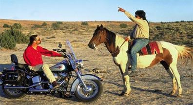 »Erfahre den Westen: Erlebnisreiche Motorradreise USA«