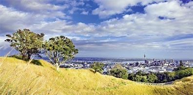 »Reise nach Auckland - Höhepunkte Neuseelands«