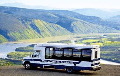 »Entlang des Yukon River - Rundreise Best of Yukon & Alaska«