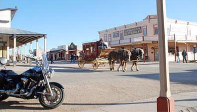 »Preisgünstige Motorradtour USA - Motorradurlaub Westen USA«