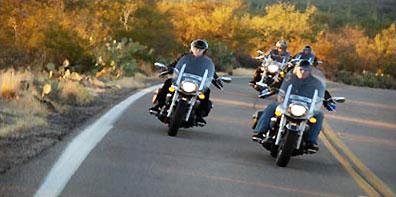 »Easy Rider Feeling - Motorradreise Westen der USA«