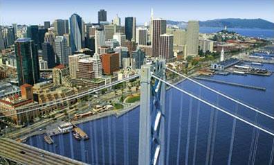 »Busrundreisen nach San Francisco - Erlebnis Westen«