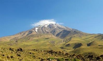 »Der höchste Gipfel Persiens: Damavand Expeditionsreise«