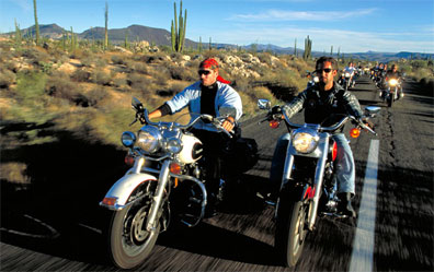 » Motorradreise The Wild West - Easy Rider Feeling USA «