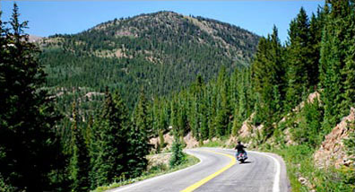 »Westküste USA Motorradreise - American Rockies«