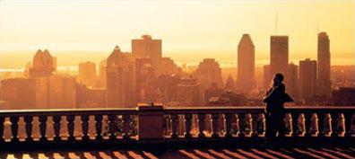 »Reise nach Montréal - Mietwgenreise Bilderbogen des Ostens«