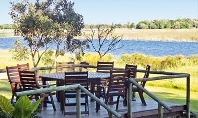 »Thamalakane River Lodge, Botswana - Namibia & Botswana«