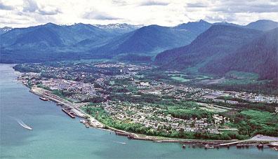 »Prince Rupert - British Columbia und Alberta Rundreise«