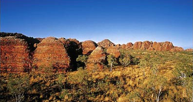 » Bungle Bungles - Great Western Safari Australien «