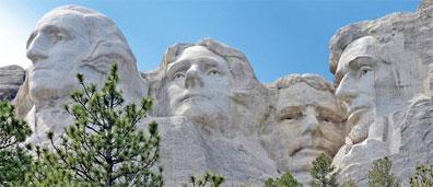 »Land der Abenteurer: Reise zum Mount Rushmore«
