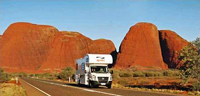 »Rundreise Australien Flug und Wohnmobil günstig mieten«
