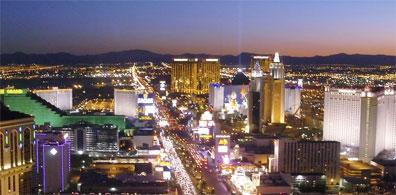 »Las Vegas - Rundreise Mietwagen Westen der USA«
