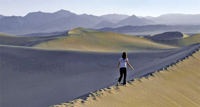 » Death Valley Nationalpark - USA Reise per Mietwagen «