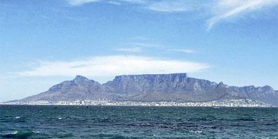 »Afrika pur: Kapstadt mit Tafelberg, Südafrika«