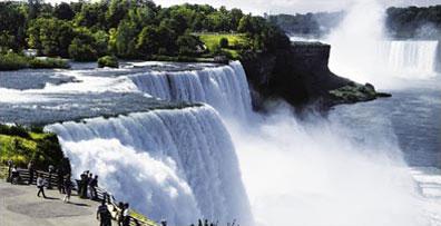 »Die Niagarafälle - Busrundreise Ostküste & Westküste USA«