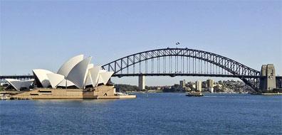 »Sydney Oper und Hafenbrücke - Rundreise Australien entdecken«