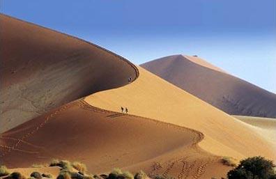»Unterdem Kreuz des Südens - Rundreise Namibia«