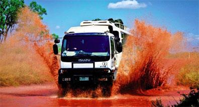 »Great Western Safari: 21 Tage/20 Nächte ab Perth bis Darwin«