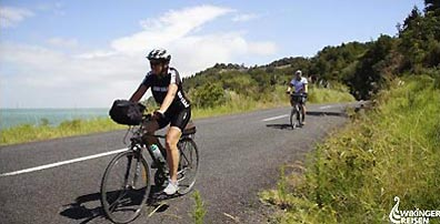 »Neuseeland: Geführte Radreise am Ende der Welt«
