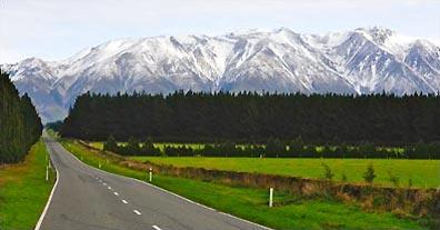 »Neuseeland mit dem Fahrrad entdecken«