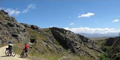 »Neuseeland Radreise: Rangi Tour Südinsel Otago Rail Trail«