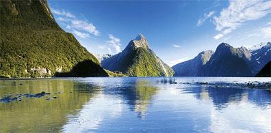 »Milford Sound - Neuseeland zum Kennenlernen«