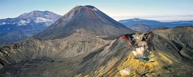 »Tongariro Nationalpark - Neuseeland zum Kennenlernen«