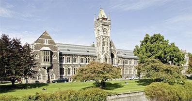 »Reise nach Dunedin - Neuseeland zum Kennenlernen«