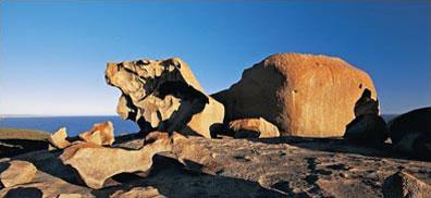 »Faszination des Südens auf eigene Faust: Remarkable Rocks«