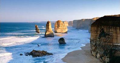 »Great Ocean Road - Faszination des Südens auf eigene Faust«