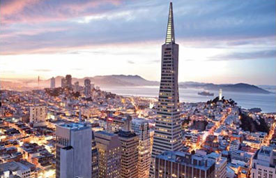 » San Francisco - Mythos des Westens Rundreise USA «
