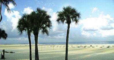 »Gulfcoast Beach - günstige Mietwagenrundreise Florida«