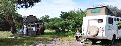 »Namibia Flug und Wohnmobil - Entdecken Sie Namibia«